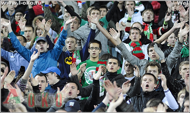 Локомотив Москва - АЕК Афины 3-1