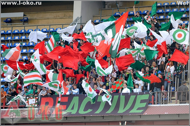 ФК Локомотив Москва - ПФК ЦСКА  1-0