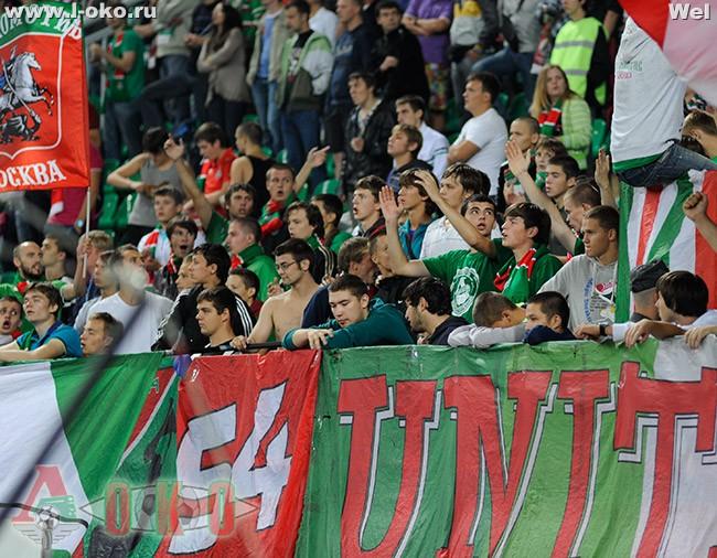 ФК Локомотив Москва - ФК Краснодар 1-0