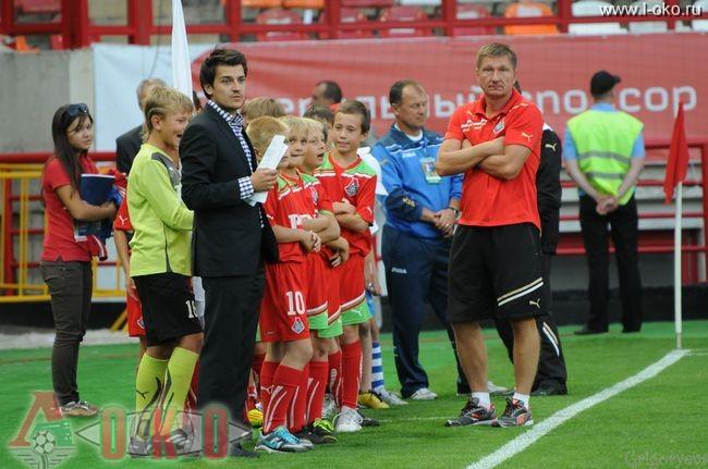 ФК Локомотив Москва - ФК Крылья Советов 0-0