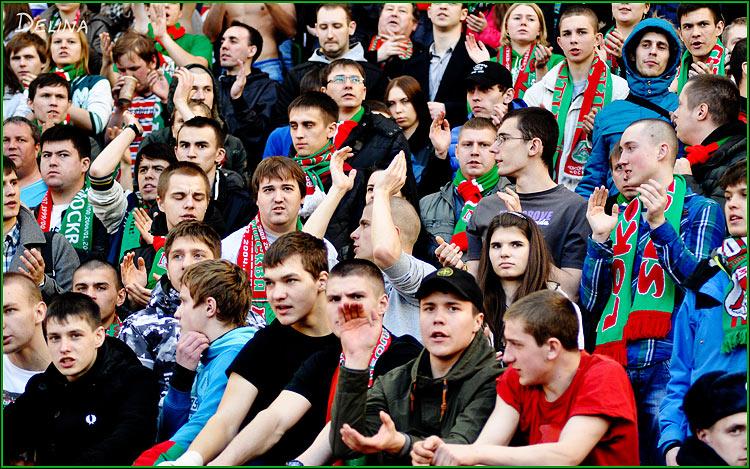 ФК Локомотив - ФК Крылья Советов 2-1