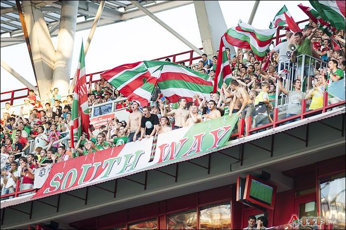 Фото с матча Локомотив - Крылья Советов 2-0
