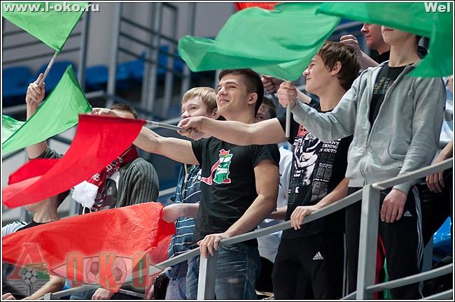 Динамо Москва - Локомотив-Кубань Ростов 71:89
