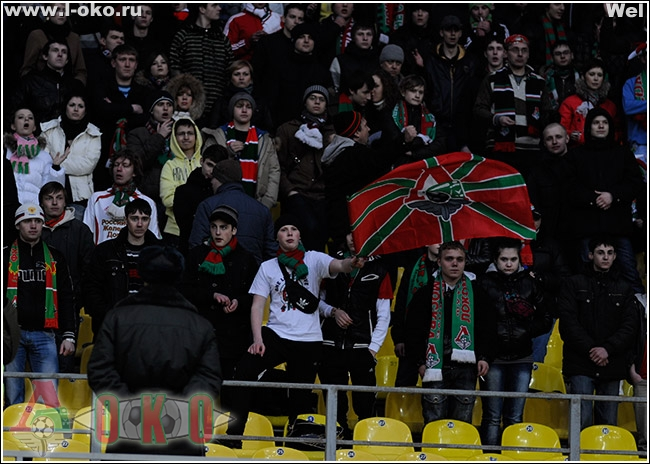 ФК Локомотив - ФК Ростов 1 - 1