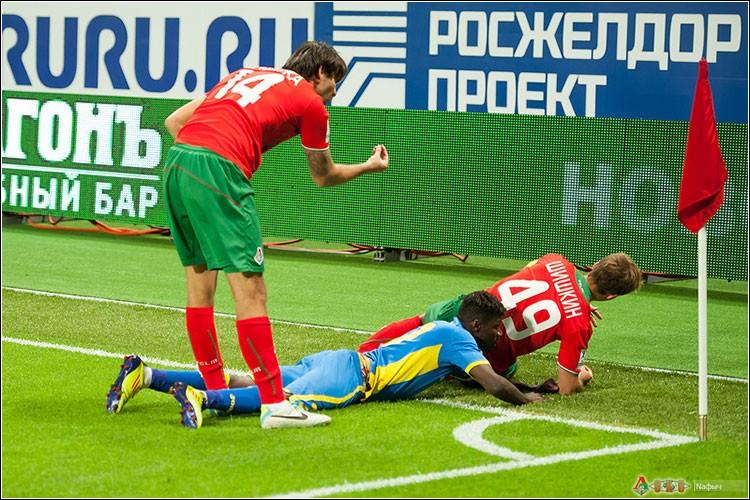 Локомотив - Ростов 5-0