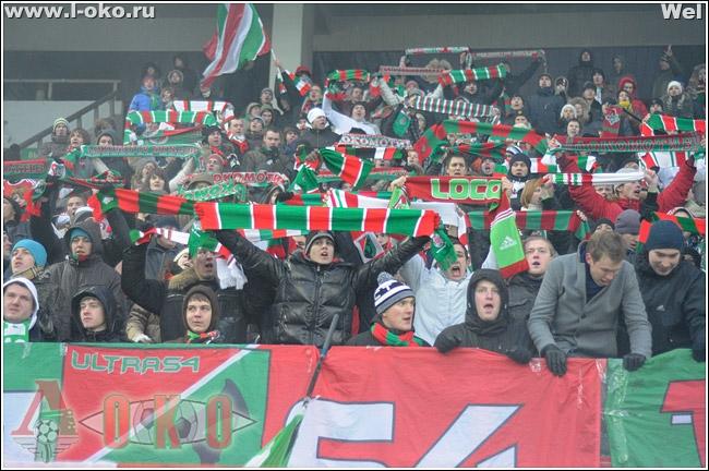 ФК Локомотив - ФК Рубин 0-0