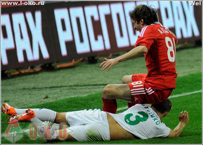 ФК Локомотив Москва - ФК Терек   2-1