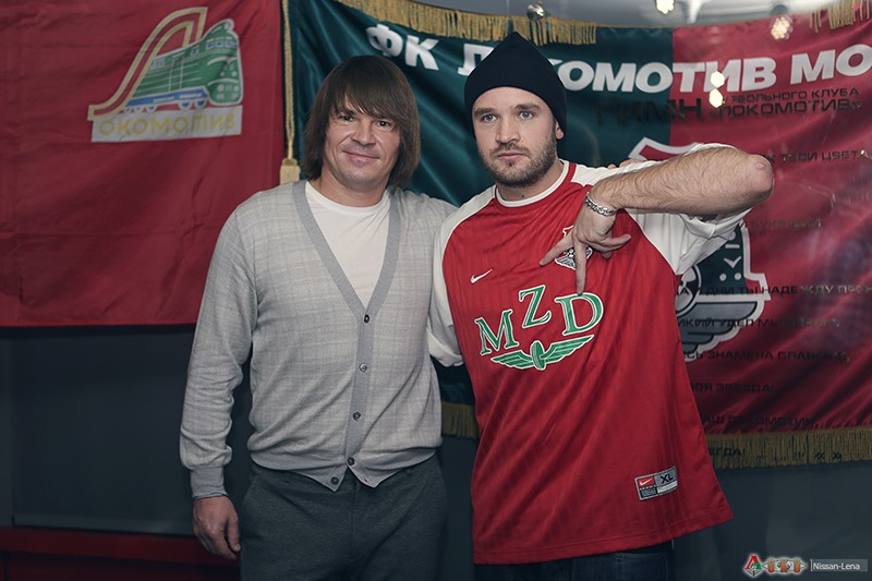 Встреча с Дмитрием Лоськовым