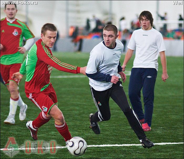 Локомотив.ру - Фанни Френдс  2-0