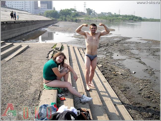 Сибирь. Выезд в Томск