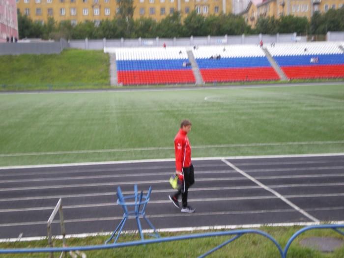 Отчет о выезде за Локомотив-2 в Мурманск и Питер