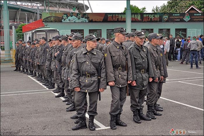 Фото с матча Локомотив  - Спартак