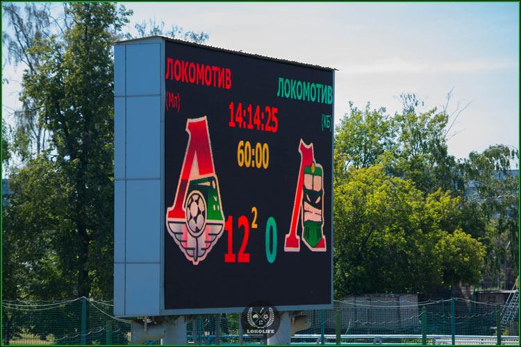 Локомотив мол - КБ 12-2