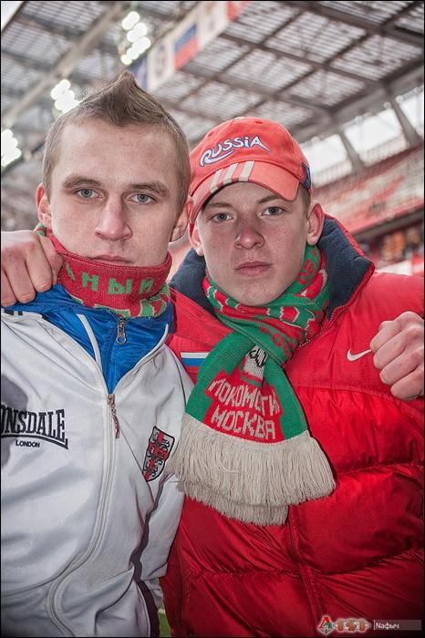 Локомотив - Анжи 1-1