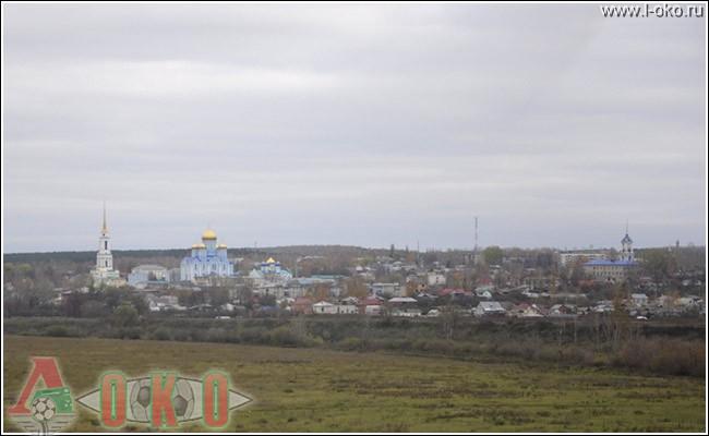 Спартак Нальчик - Локомотив Москва 1-2