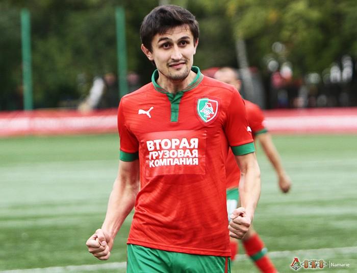 Фото с матча  Локомотив-2  - Русь