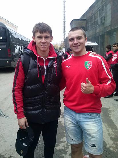 Молодежь не подкачала. Урал (м) - Локомотив (м) 2-3