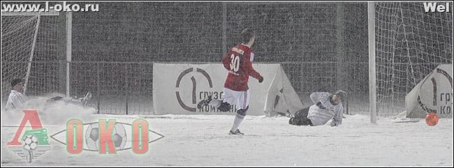 Локомотив.ру- ИФК Спартак 4-1