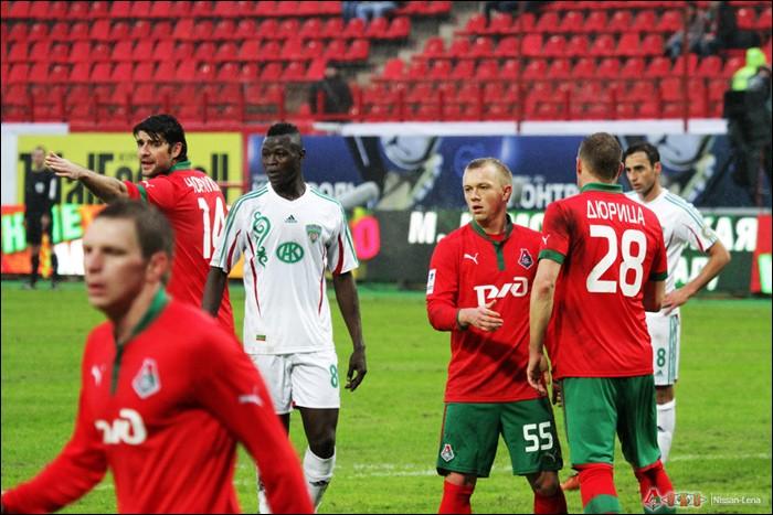 Локомотив - Терек 1-1