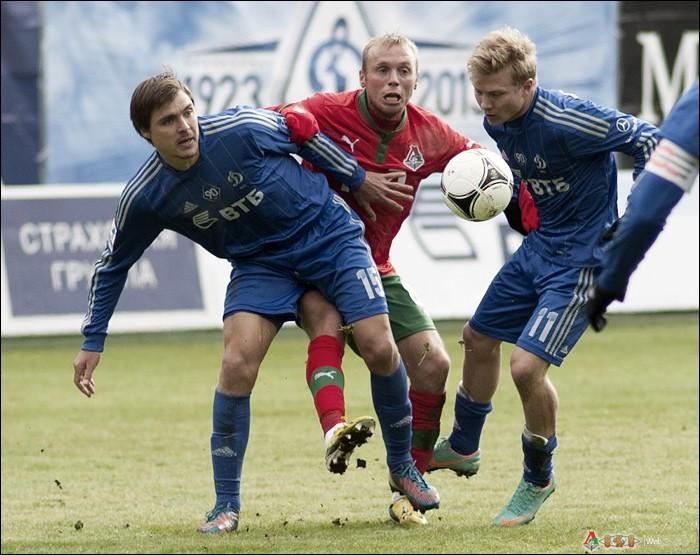 ФК Динамо - ФК Локомотив 1-0