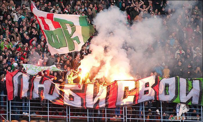 Спартак - Локомотив 0-0