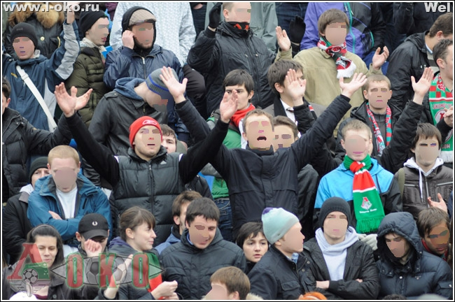 ФК Ростов - ФК Локомотив  1-2
