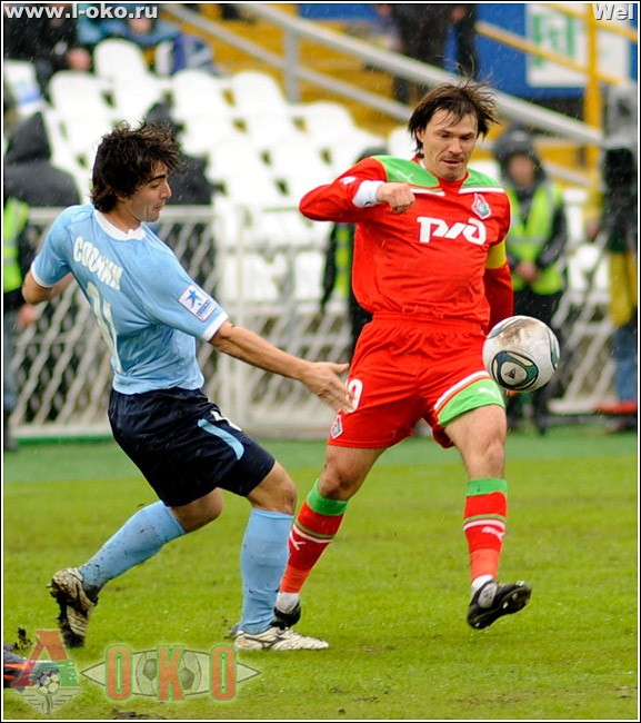 ФК Крылья Советов - ФК Локомотив 1-0