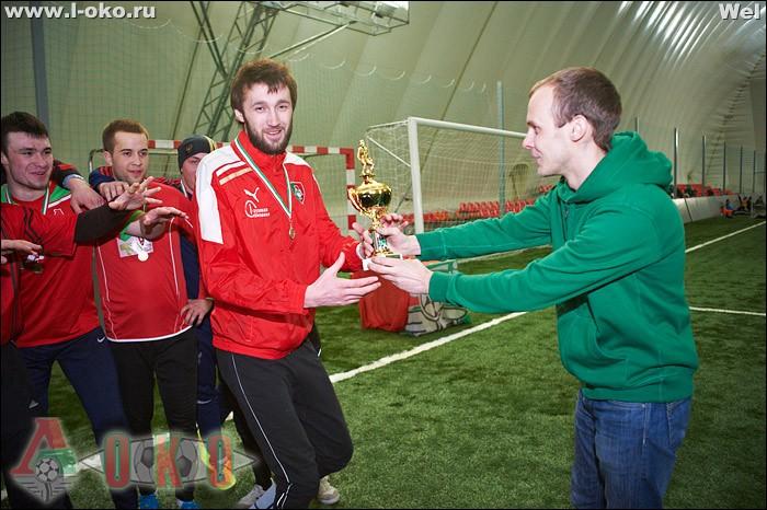 Матч за третье место 3 зимнего чемпионата болельщиков Фанни Френдс - Ультра Групп 5-1