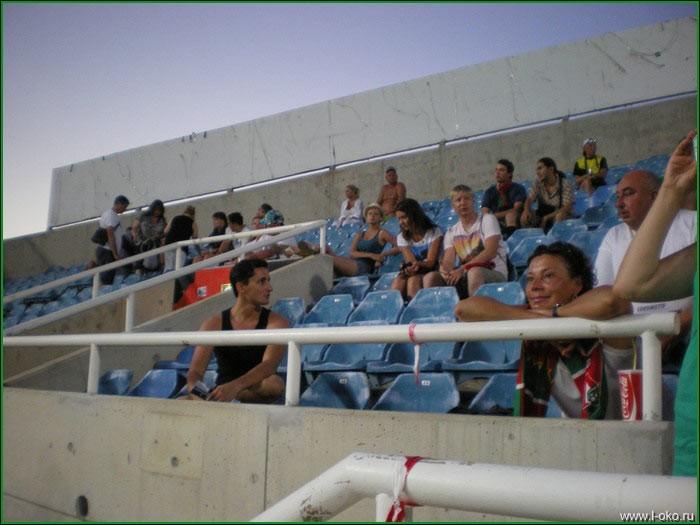 Апполон - Локомотив 1-1