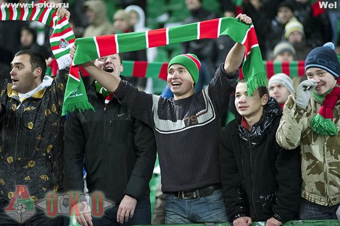 Локомотив Москва - Штурм Австрия 3-1