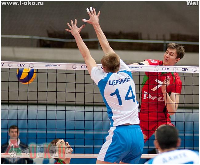 ВК Динамо Москва - ВК Локомотив-Белогорье 3-0