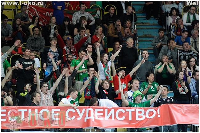 ВК Динамо Москва - ВК Локомотив-Белогорье 3-1