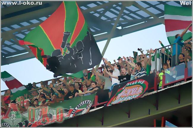 ФК Локомотив - ФК Спартак Москва 0-2