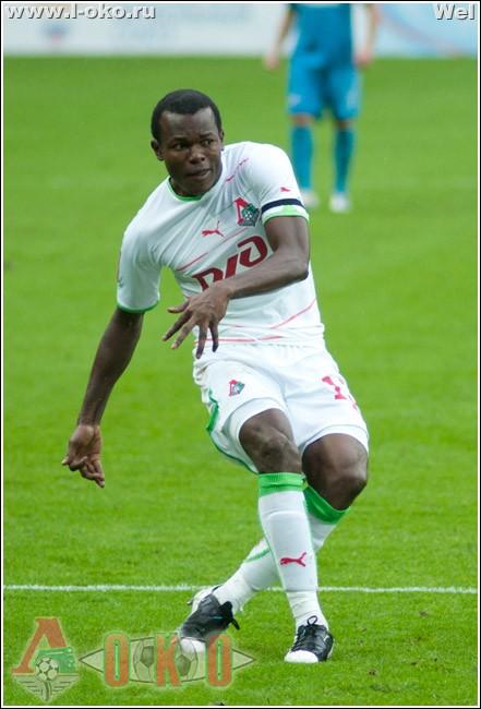 ФК Локомотив Москва - ФК Зенит 4-2 (0-2)