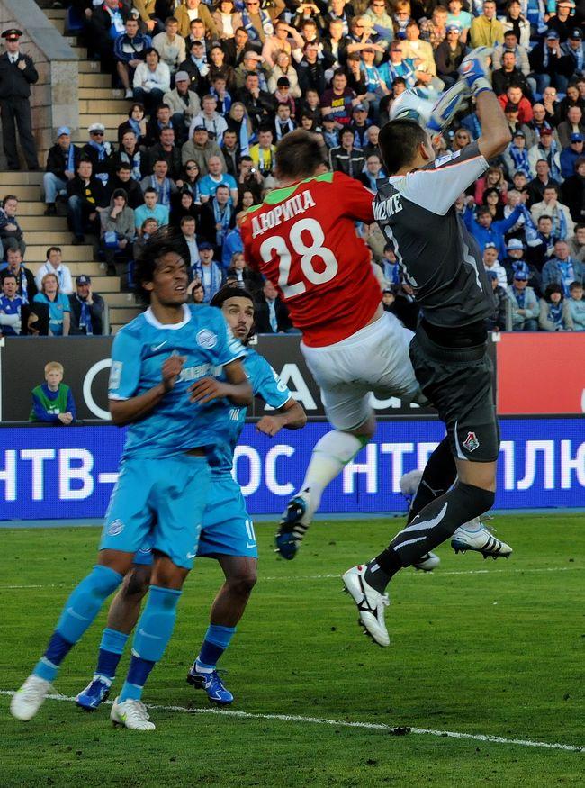 ФК Зенит - ФК Локомотив 1-1