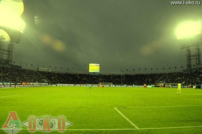 Зенит - Локомотив Москва 2-1