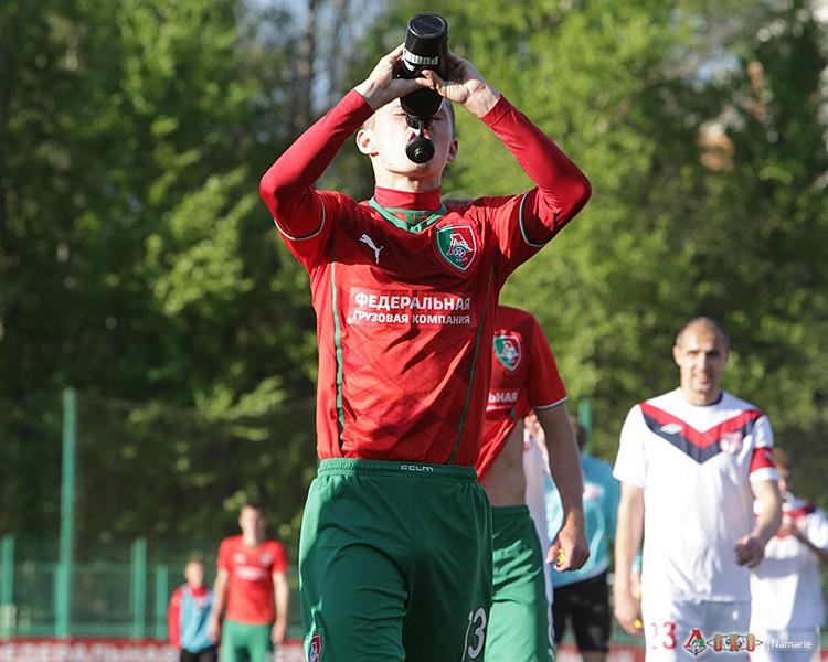 Матч Локомотив-2 - Север