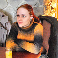 Автор Ёлка