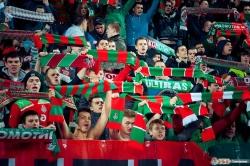 Вернулись на пьедестал. Локомотив - Волга 3-0