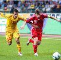 Россия - Македония 1-0. Шагаем вперед