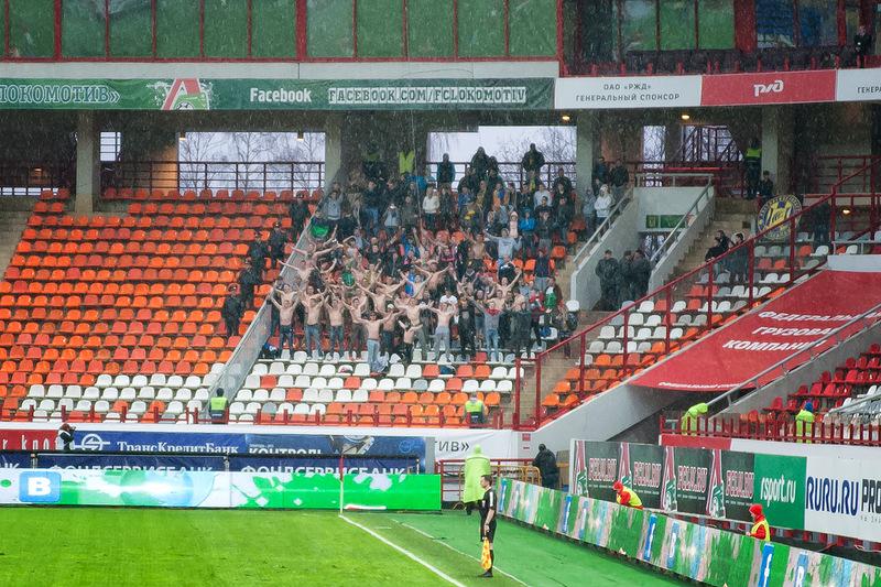 Половина россиян заявили об отсутствии интереса к футболу