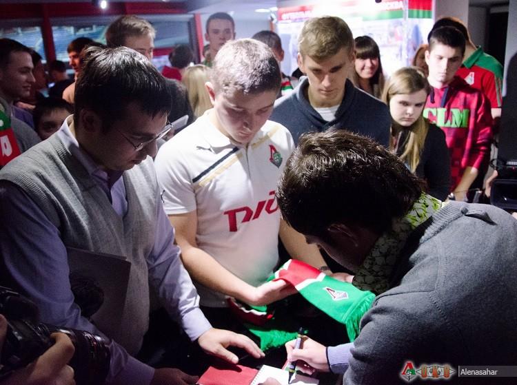 Алан Касаев - лучший игрок ноября