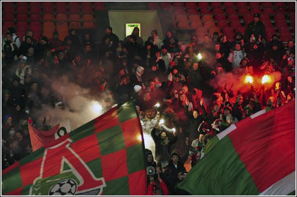 Спартак Москва - Локомотив Москва 2-0